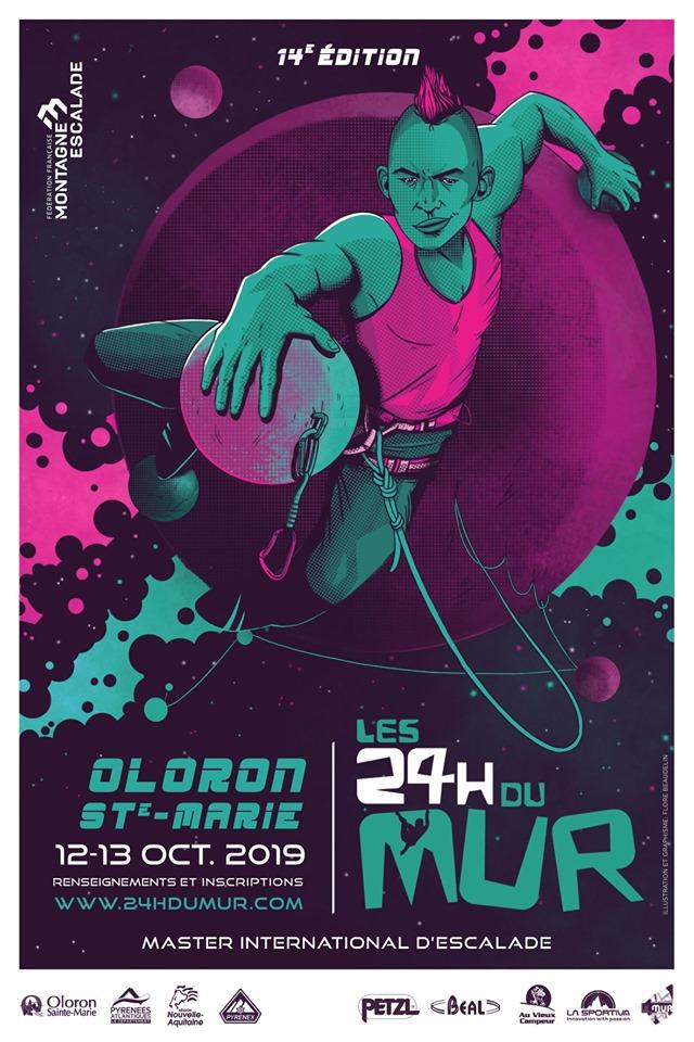 affiche-24h-du-mur-Oloron-2019